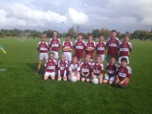 Under 13 Football Team