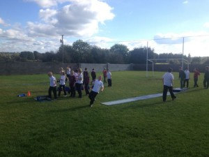 North Tipp Sports Partnership Athletics equipment