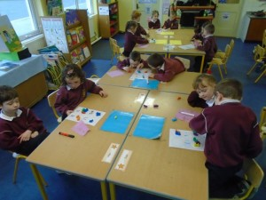 Some examples of the fun we have in Junior Infants