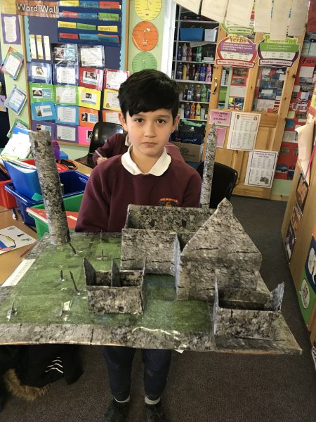 Fourth class history projects
