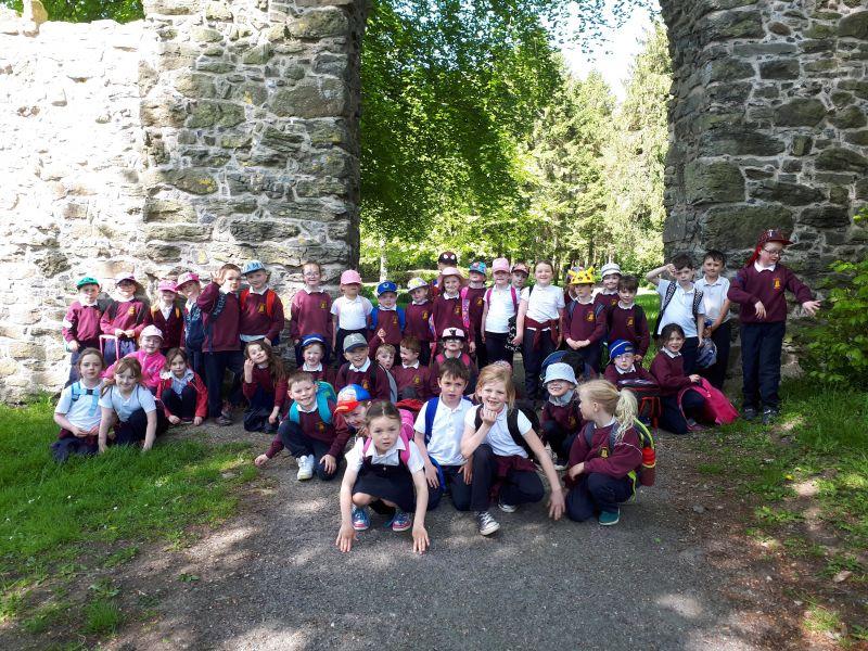 Infants and Le Chéile Trip to Templemore Park