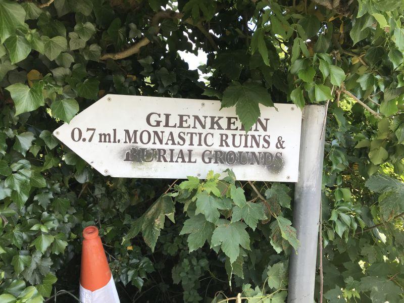 Trip to Glenkeen Cemetery