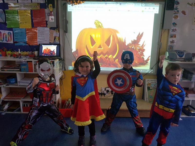 Spooktacular Fun at Halloween