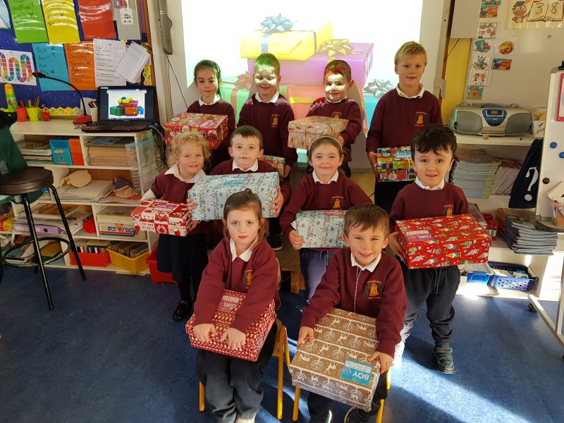 Shoebox appeal 2018