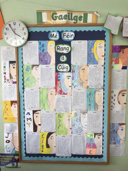 Classroom Displays!!