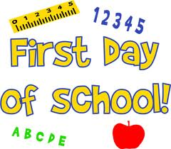First Day of School in Scoil Naomh Cualán!