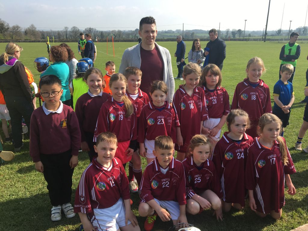 2nd Class Hurling Blitz in Kilcoleman