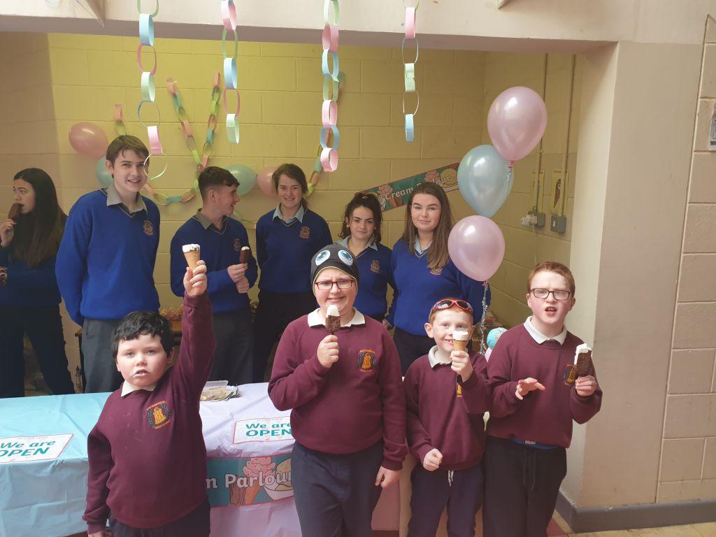 St Joseph's College Ice Cream Day