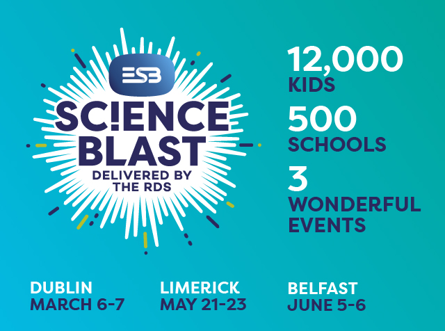 4th Class going to Science Blast