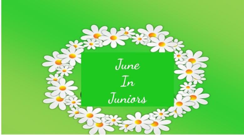 June in Junior Infants