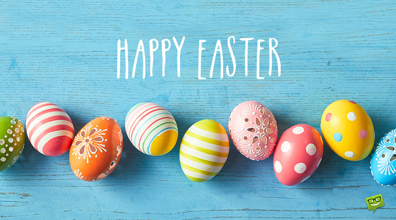 Happy Easter from Le Chéile 1!