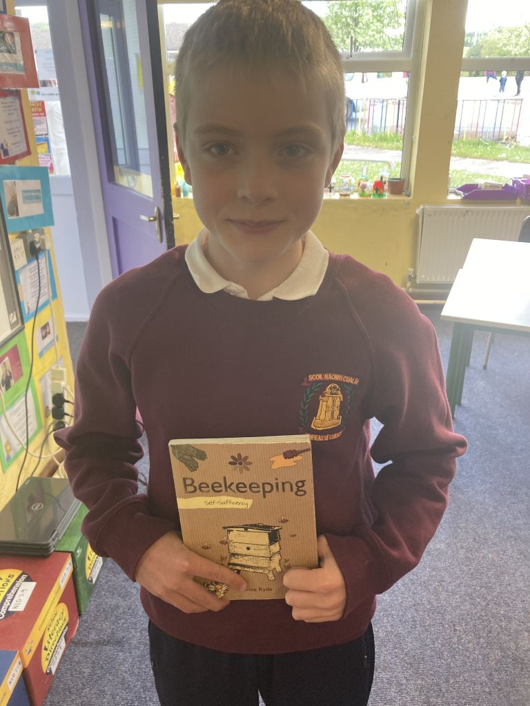 Our own 'Beekeeper' in SNC